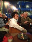 former Rotary scholar & grad students