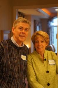 Thank you to hosts Steve & Meryl Mixtacki!