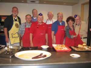 Kitchen Committee Members: Dave Johnson, Mike Hoesly, Kevin Hoffman, Jim Ruhly, Karl Wellensiek, Gary Peterson, Susan Schmitz and Lew Harned