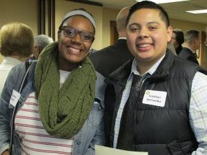 Scholars Karen Bauer & Cristhian Hernandez