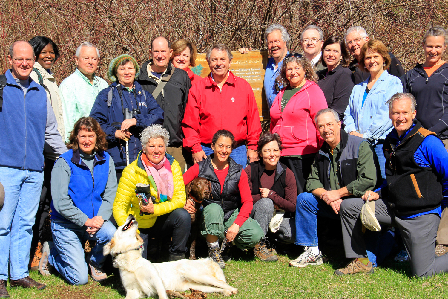 On Saturday The Hiking Fellowship Group Enjoyed Its First Hike Of Season Organized By Rotarian Karl Gutknecht With Bob Miller President And Executive