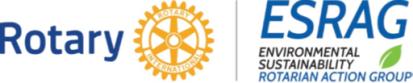 Rotary ESRAG Logo